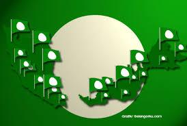 Hasil carian imej untuk lambang Islam dan PAS