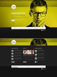ajax website template. Marketing Agency Website Template Pinterest Template Website