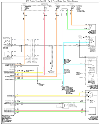 1998 pontiac transport the power sliding door would not open with Pontiac Sunfire Starter Wiring Diagram here is the wiring diagram for the system maybe it will help some the system is quite involved and any 1 thing can prevent proper operation graphic