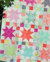 Sara's Star Quilt Pattern - Sweet Jane &  Adamdwight.com