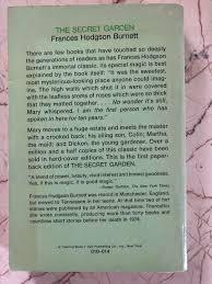 a trophy bk the secret garden by frances hodgson burnett 2010 paperback reprint for