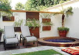 Small Picture Outdoor Garden Decor For Walls Home design and Decorating