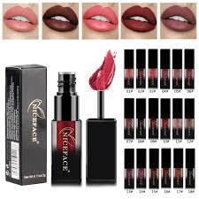 Niceface Gradient Waterproof Long Lasting Moisturizer Lip Gloss Color Flash Lip Tint Makeup Factoryl L