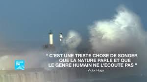 France 24 Partenaire De La Cop 21 Citation Victor Hugo