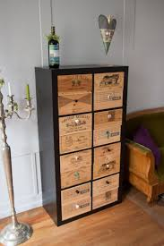 wine box furniture. Spotted In Switzerland: Expedit With Wine Styled Drawers Box Furniture N