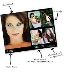 What Is A Comp Card Uk Models Archives Uk Models