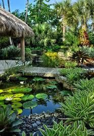 Small Picture Tropical Garden Landscape Ideas Photograph driveway leadin