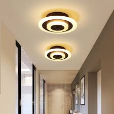 acrylic round square ceiling lamp