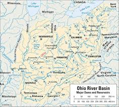 Interesting Facts About The Ohio River Just Fun Facts