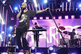 Air Canada Centre Seating Chart Maroon 5 Grammy Winning Band Maroon 5 Announce 2019 Tour Of Australia