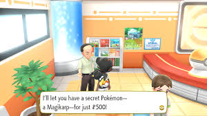 Pokemon Let's Go: where to find gift Pokemon NPCs for free additions to  your Pokedex - VG247