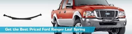 99 1999 Ford Ranger Leaf Spring Rear Dorman