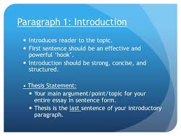essay structure and format essay format and structure essays are  paragraph 1 introduction introduces reader to the topic