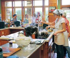 Craft Cooking In The Folk School Kitchen Edible Upcountry