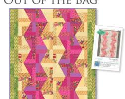 Karen montgomery | Etsy & Out of the Bag Quilt Pattern - Karen Montgomery - Fat Quarter Friendly  pattern Adamdwight.com