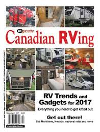 Canadian Rving Mar Apr 2017 By Dovetail Communications Issuu