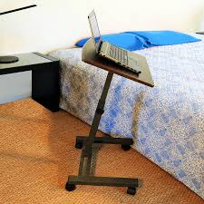 portable rolling laptop cart full size of