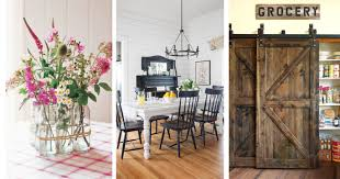 country furniture ideas. 25 Ways To Add Farmhouse Style Any Home Rustic Country In Decorating Ideas Furniture 2