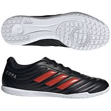Adidas Copa Socks Size Chart Adidas Copa 19 4 In Black Red Indoor