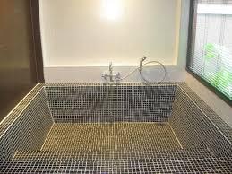 roman soaking tub. Plain Roman Incredible Roman Tub Custom Made Tile Soaking Shower All Built To On  Home Design Ideas Inside
