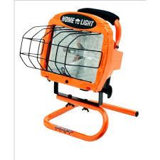 500 Watt Halogen Work Light Lumens Woods 500 Watt Portable Halogen Work Light With 3 Ft Cord