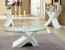 end tables glass modern coffee and end tables sets table white for contemporary coffee table