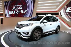 new car launches june 2015Honda BRV to launch in India in the AprilJune 2016 period