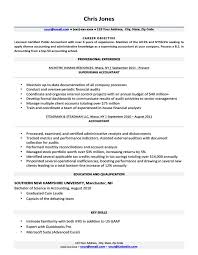 Resume Objective Statement 2324 Cd Cd Org