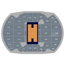 Reynolds Center Tulsa Tickets Schedule Seating Chart