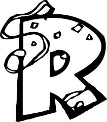 Kleurplaat Animaatjes Alfabet Poppetjes 61079 Clip Art Library