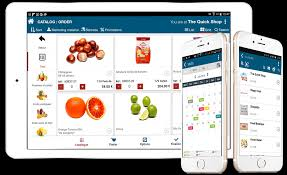 App Sales Valomnia Sales Order Taking App And Digital Products Catalog For