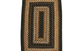rectangular braided area rugs