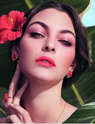 dolce gabbana spring 2017 tropical spring collection beauty trends and latest makeup collections chic profile