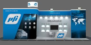 Trade Show Booth Graphics Design for PFI Bearings in Gainesville, FL