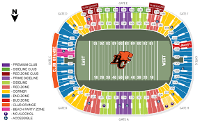 Bc Place Seating Chart Bc Place Seat Map Map Of West