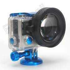 GoPro <b>accessories</b> HD Hero 4 Professional Dive Housing <b>58mm</b> ...
