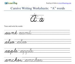 Why do Schools still Teach Cursive Writing?