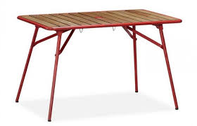 above the shattuck rectangular bistro table is 399 at pottery barn