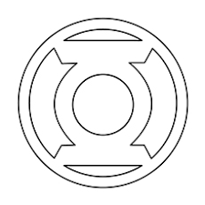 Small Picture Top 10 Green Lantern Coloring Pages For Toddlers