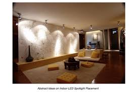 home spotlights lighting. Spotlights Can Also Be Arranged In Ways For The Beam To Shone On Wall Create Artistic Effects, Even Without Having Focus A Certain Object. Home Lighting O