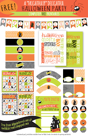 printables a frightfully delightful halloween party i printables a frightfully delightful halloween party