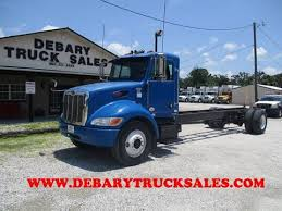 Peterbilt Pickup Trucks Commercial Trucks For Sale Sanford DEBARY ...