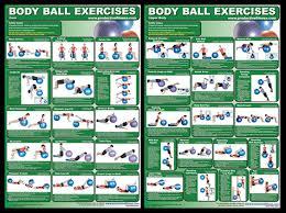 Exercise Ball Chart Printable Bedowntowndaytona Com