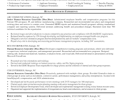Hr Generalist Resume Excellent Hr Generalist Resume Civilian Sample Template Pdfxamples 49
