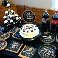 40th birthday themes for him birthday theme ideas for her vine dude party supplies ions perfect 40th birthday themes for him