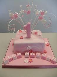 Baby Girl 1st Birthday Cake Design The Mercedes Benz