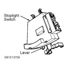 gmc sierra trouble brake light switch com forum automotive pictures 261618 graphic 704
