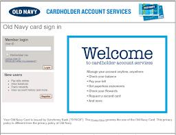 old navy visa bill pay kudospayments com