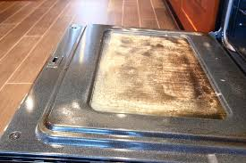 how to clean a dirty oven