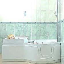 great walk bathtub shower bathtubs and in tub combo reviews home depot